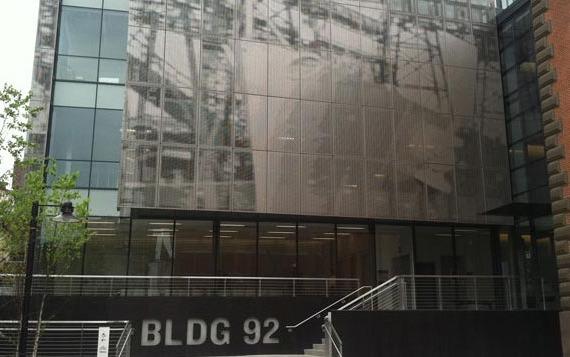 Brooklyn Navy Yard Building