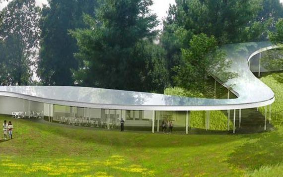 Grace Farms Building