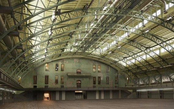 Park Ave Armory Drill Hall