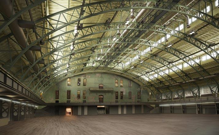 Park Ave Armory Hall