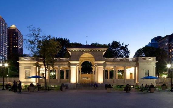 Union Square Pavilion