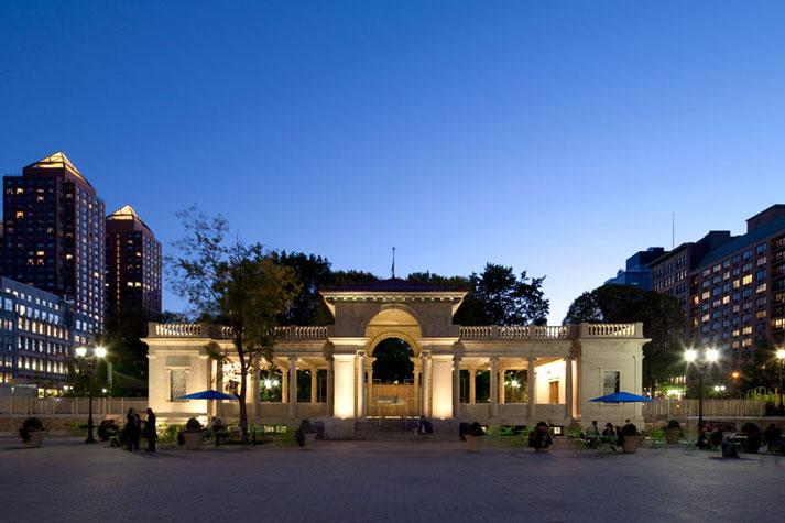 Union Square North Pavilion